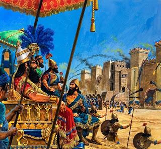 los-asirios-conquistan-babilonia