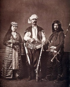 Trabzon-Traditional-clothes-in-Ottoman-empire-era