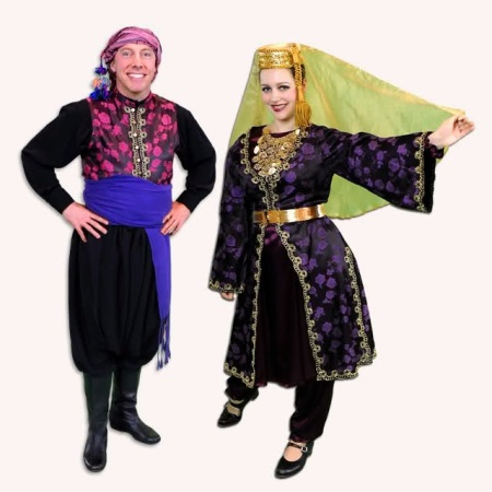 Traditional dress in Lebanon