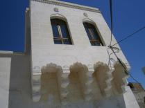 Iglesia Armenia convertida dne Mezquita. Foto propia.