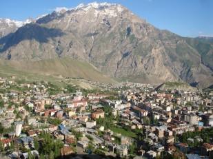 Montañas de Hakkari