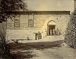 Kotchanes, poblado donde tenian su residencia y centro las jerarquias religiosas y civiles asirios nestorianos