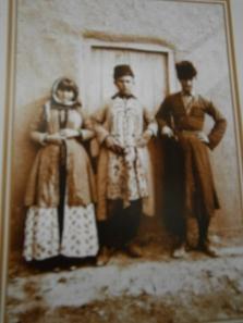 Circasianos instalados en Tel el Ermen